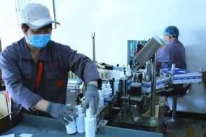 """珠山区:""""五步工作法""""推动企业平稳复工"""