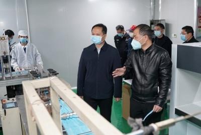 犹王莹:确保防控措施落实落细 坚决防止疫情蔓延扩散