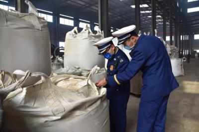 安福消防大队持续深入工业园复工复产企业开展消防安全检查