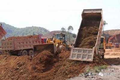 昌江区:8天征地千亩 全力推进重点项目建设