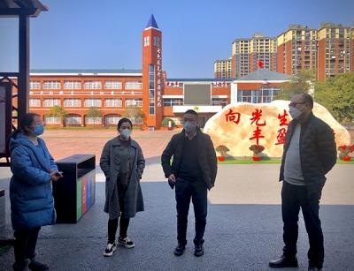 萍乡经开区教育系统:提早部署狠抓落实  确保平安顺利复学