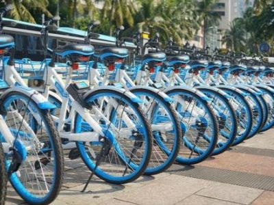 共享单车消毒规范:车把手等部位每天至少消毒一次
