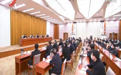 刘奇在出席南昌市领导干部大会时强调 加快做强做优大南昌都市圈 挺起高质量跨越式发展脊梁