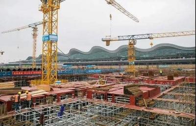 高新区在建工程项目复工率100%