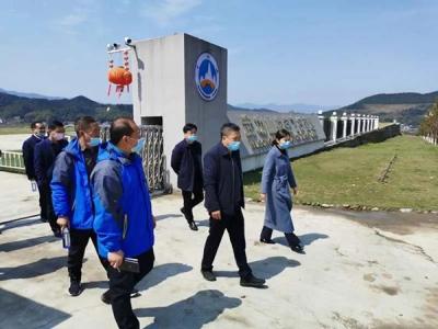 李水清带队深入辖区重点旅游企业开展旅游安全生产督导