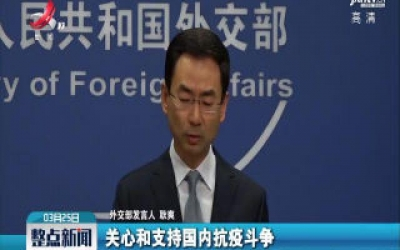 外交部:海外同胞的安全与健康无时无刻不牵动着祖国的心