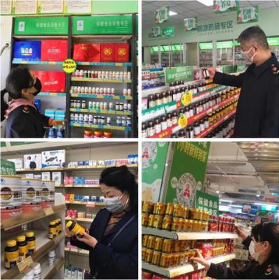萍乡经开区:市场监管不松懈 织密疫情防控网