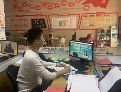 """萍乡经开区社管三局为基层干部穿上心理""""防护服"""""""