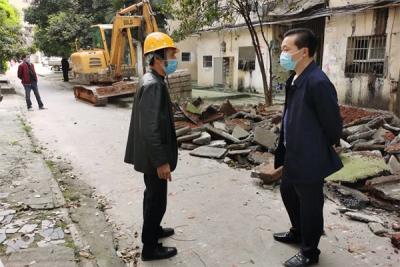 """萍乡金陵社区""""硬核""""举措推动老旧小区提升改造"""