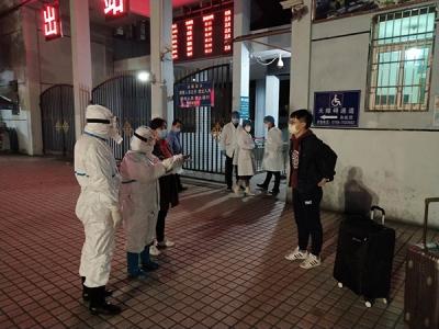 萍乡经开区社管三局光丰村:戮力同心战疫情  多点发力促发展