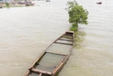 江西4月1日入汛 鄱阳湖可能发生超警戒水位洪水