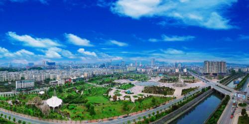 芦溪县人民政府与江西海绵城建集团签署战略合作协议