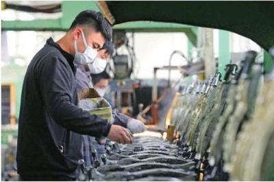 江西就业形势总体稳定 规上工业企业员工返岗率100%