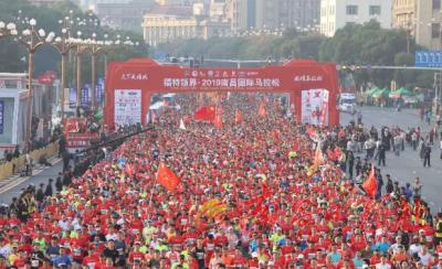 就在5月底!南昌将举行线上马拉松比赛!