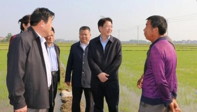 全力抓好农业生产 充分保障群众需求
