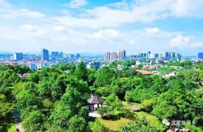 湘东区麻山镇:文明祭祀  绿色清明