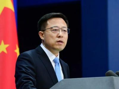 """美政客称中国""""窃取""""美疫苗成果 中方这样回应"""
