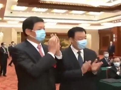 江西代表团举行全体会议审议政府工作报告 栗战书参加审议