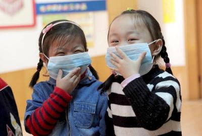 南昌疾控提醒:低风险地区校园内学生不需佩戴口罩