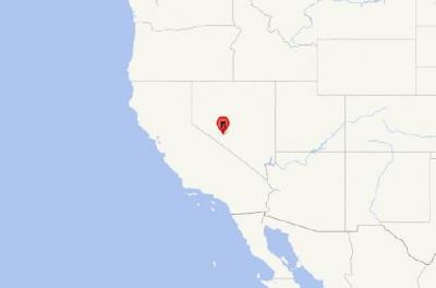 美国内华达州发生6.4级地震 震源深度10千米