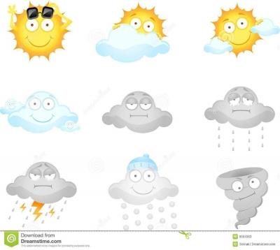 鹰潭:多雨天气来临 最高气温32℃