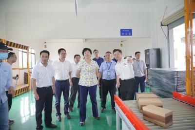 龙南跨境电商综试区1210进口首票正式启动