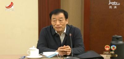 江西代表团分组审查计划报告和预算报告