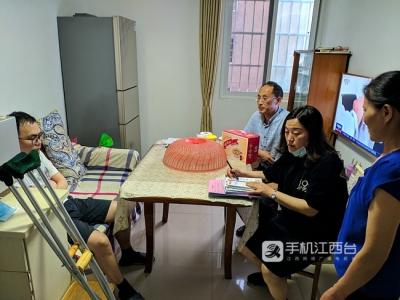 让法律援助惠及更多群众 南昌青云谱区司法局开展系列宣传活动