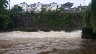江西省水文局发布洪水蓝色预警 29县出现大暴雨