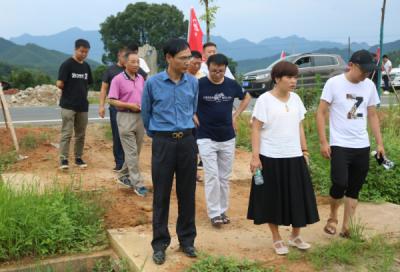九江修水:高标准农田项目顺利通过2019年度施工市级验收