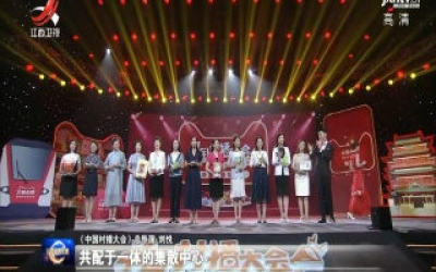 《中国村播大会》完成首场直播带货消费扶贫活动