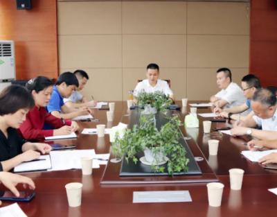 上饶市广信区委副书记、区长何党生专题调研重点城建项目