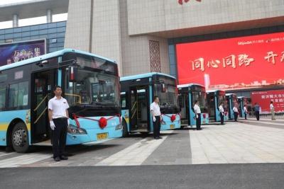 新洪城大市场又迎重大利好:新辟首趟公交正式开通