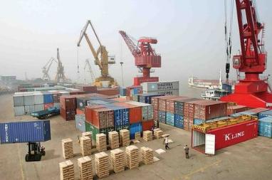 上半年九江市外贸进出口总值247.7亿元