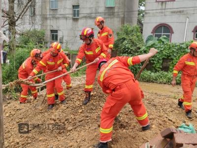 洪涝灾害已致江西253.1万人受灾 直接经济损失23.9亿元
