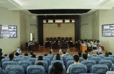 村主任称霸一方  赣州这个27人涉黑组织受审