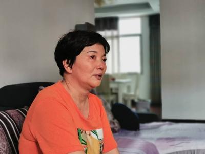 【暖新闻•江西2020】守护精神患儿16载  柔弱母亲撑起一个家