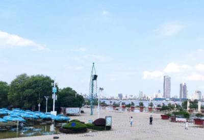 秋水广场水退了!南昌新建区连发三道紧急通知
