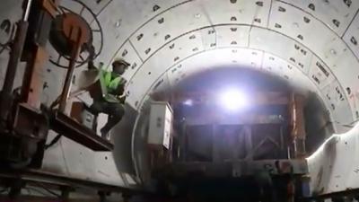 南昌地铁3号线通过验收 开始带电试跑和联调联试