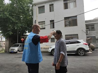 【暖新闻•江西2020】志愿者黄云:危情之际伸援手  志愿服务显担当
