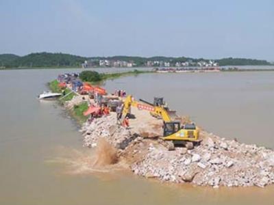 洪灾致江西超635万人受灾 鄱阳湖区洪水预警等级降为橙色