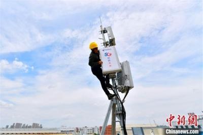 江西实现所有设区市主城区5G网络连续覆盖(图)