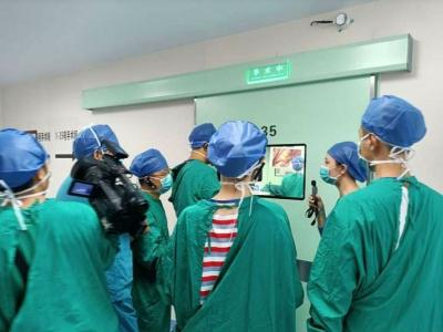 江西获批建设重大疫情救治基地 预计明年投入使用