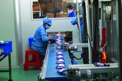 安徽合肥:促内销激发外贸企业发展动力