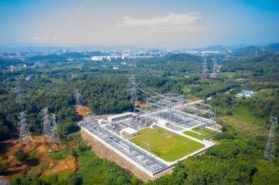 江西省度夏重点工程500千伏瑞昌输变电工程投运
