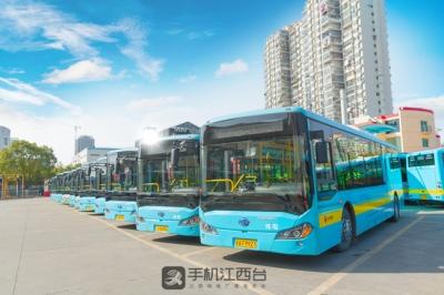 受积水及汛期影响 南昌停运92条公交线路