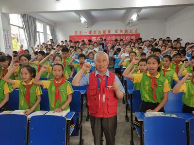 萍乡八一街:倡树时代新风 文明实践之花开千万家