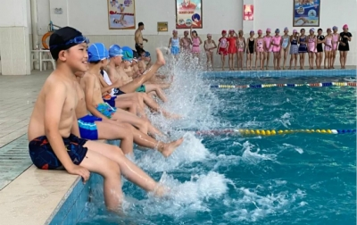 新余市已正式将游泳项目纳入中考体育选考项目