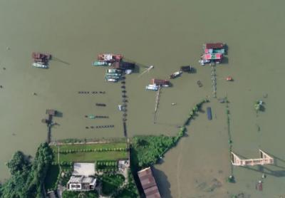 南昌发布最新汛情通报:受灾人口447533人 死亡2人
