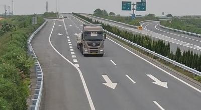 大广高速扩容工程建设提挡加速